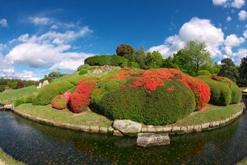 PLAN03 日本三名園のひとつ後楽園