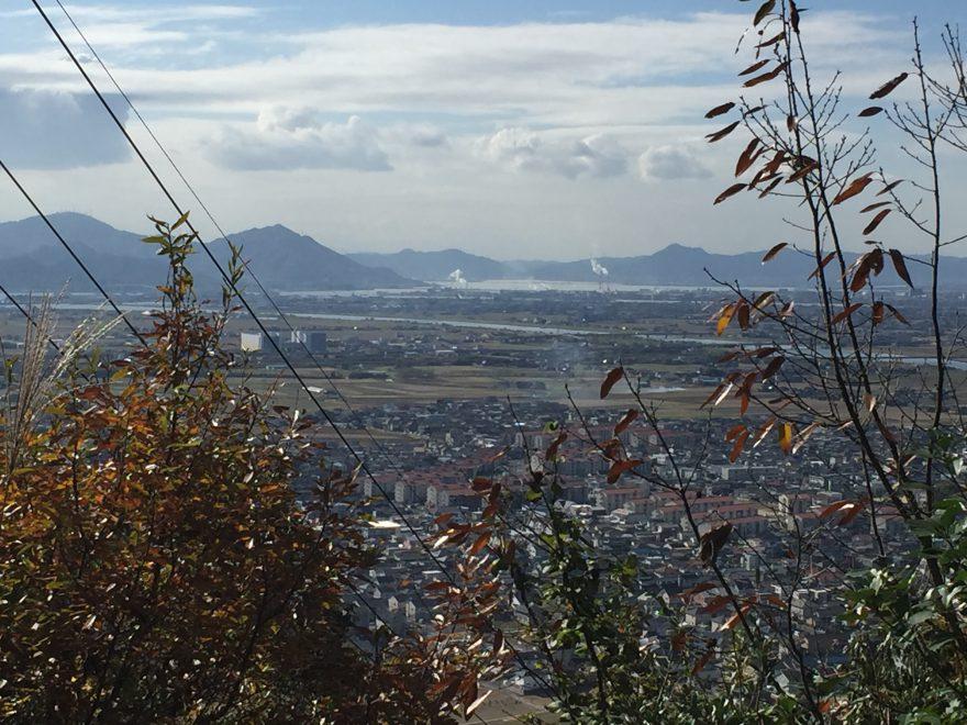 けしご山からの眺望‼️