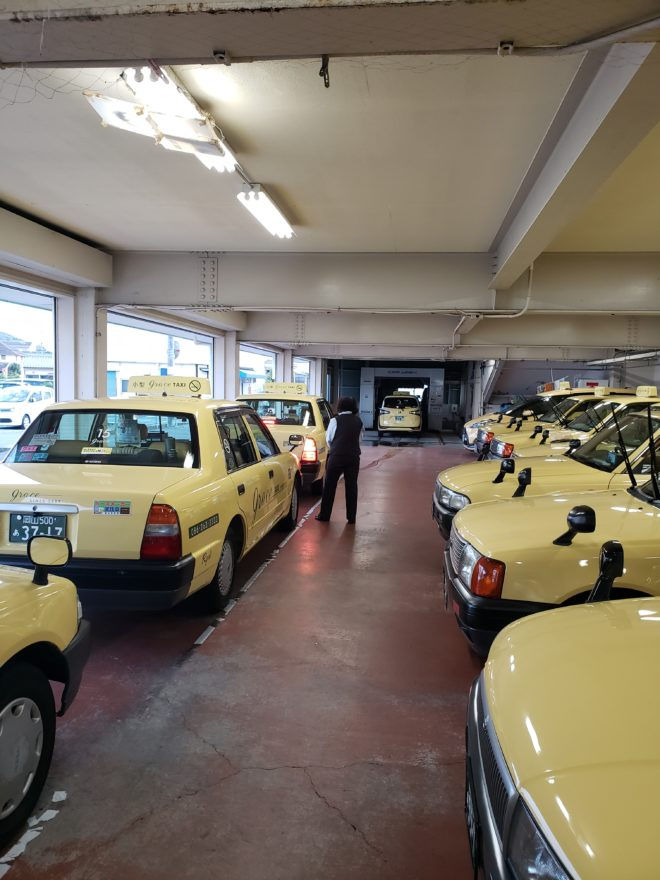 タクシー川柳③